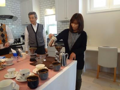 コーヒーセミナー坂口建設③