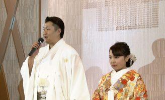 エルセルモ熊本 早野拓朗さん&恵美さんご夫妻