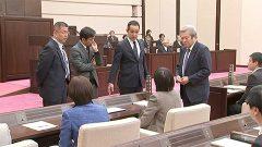 熊本市議会開会 子連れ出席めぐり開会遅れ