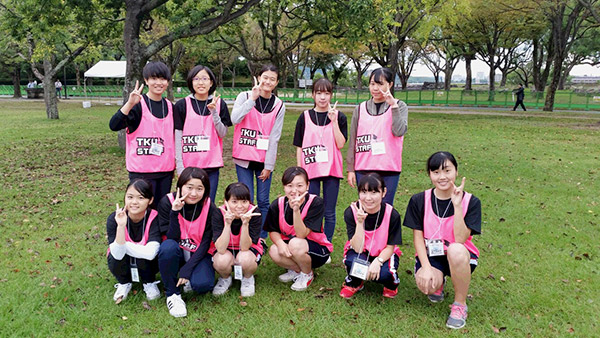 九州学院のボランティア部