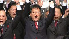 熊本市長選挙 現職の大西氏が再選