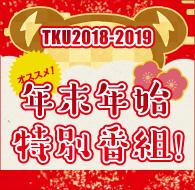 年末年始 特別番組 2018-2019