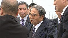 北村地方創生担当相 熊本訪問