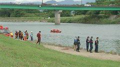 14歳少年 緑川で発見 搬送先の病院で死亡を確認
