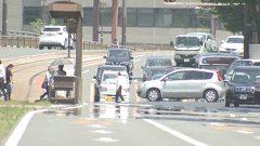 各地で真夏並みの暑さ 阿蘇市6月観測史上1位