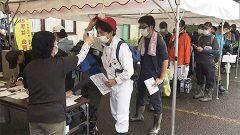 人吉市に多くのボランティア