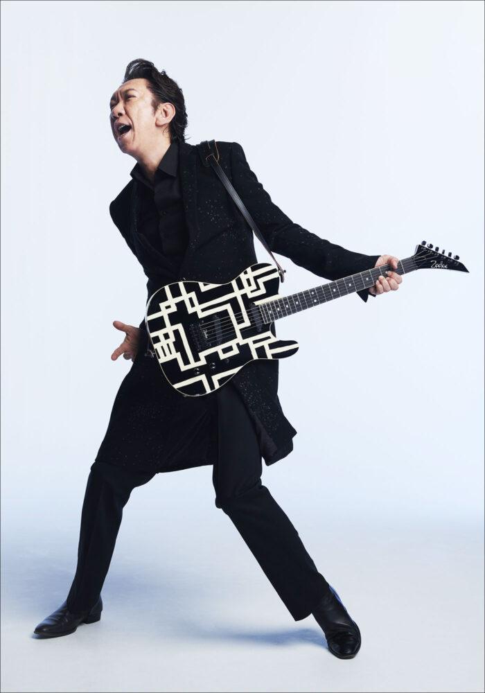 """布袋寅泰 HOTEI 40th Anniversary ~Double Fantasy Tour~ """"BLACK or WHITE ?"""""""